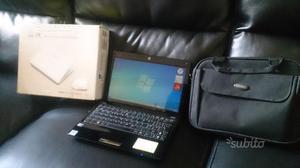 Netbook Asus Eee 500Hd/2gb ram+ valigetta+Scatolo
