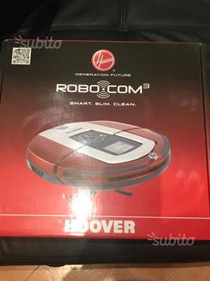Robot Aspirapolvere Hoover robocom3