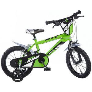 Dino Bikes Bicicletta per Bambini MTB R88 Verde 40 cm