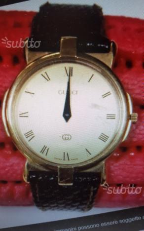 Gucci classic orologio