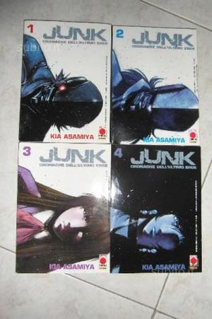 Junk - prima edizione planet manga 1/4