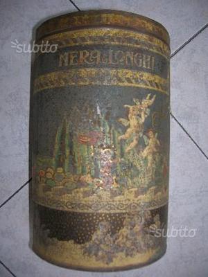 Latta antica caramelle Mera & Longhi Varese