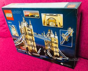 Lego  Tower Bridge MISB