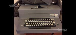 Macchina da scrivere Olivetti editor 4c
