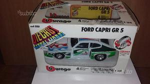 Modellino burago ford capri