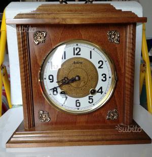Orologio Pendolo da Tavolo Astra
