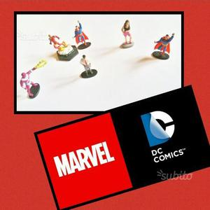 Personaggi Marvel & DC Comix Superman / IronMan