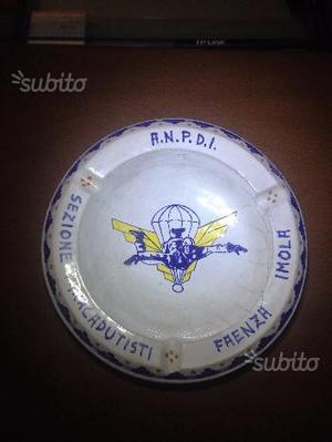 Posacenere ceramica Faentina