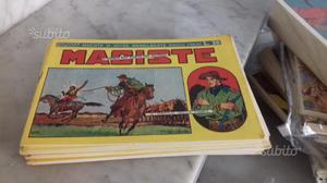 Serie giornaletti maciste da 1 a 42