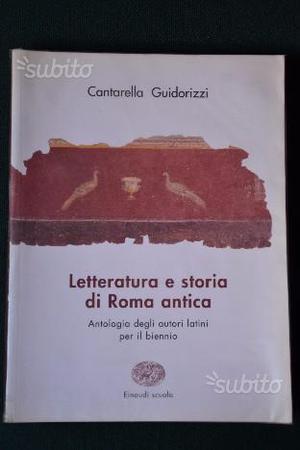Cantarella, Letteratura e storia di Roma antica