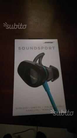 Cuffie Bose Soundsport Wireless