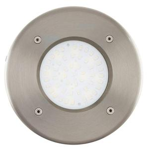 EGLO Faretto a LED Interrato da Esterno Lamedo 2,5 W Rotondo