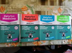 Kit Completo Alpha Test Medicina