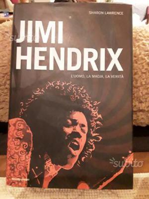 Libro su Jimi hendrix