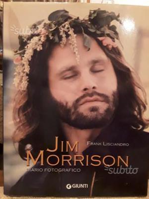 Libro su Jimi morrison