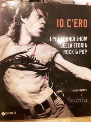 Libro sulla storia del pop e rock