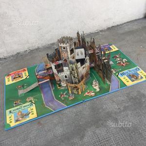 Libro tridimensionale Il Castello di Re Artù