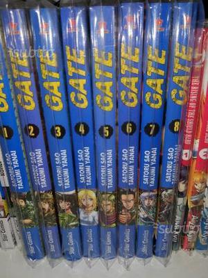 Manga e figures