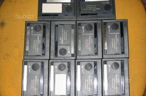Philips DCC cassette digitali nastro digitale