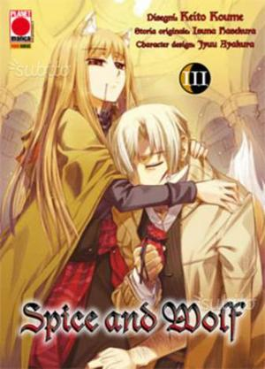 Spice and wolf volume 3