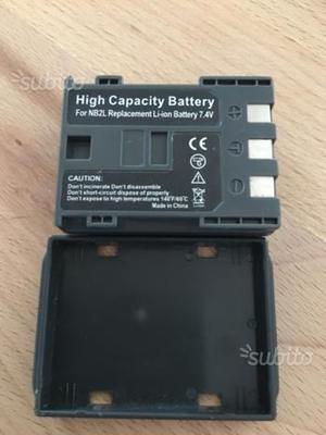 Batteria NB2L per Canon