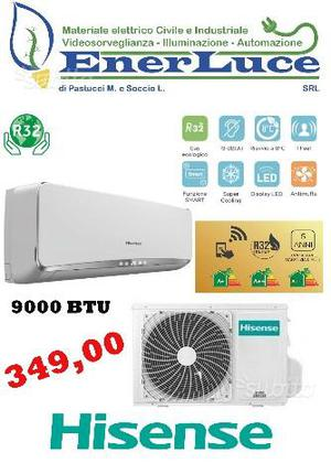 Condizionatore, climatizzatore HISENS ECO NEW EASY