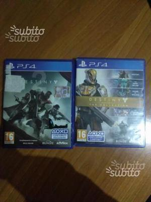 Destiny 1 e 2
