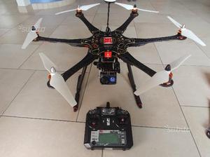 Drone DJI Naza M light esacottero S550 completo