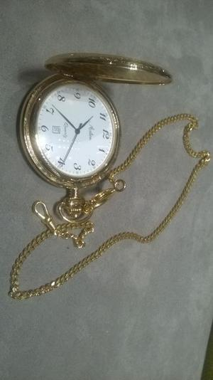 Elegante orologio da taschino Arten Quartz
