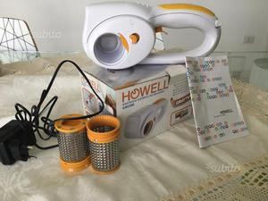 Grattugia elettrica Howell ricaricabile nuova
