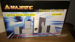 Home Theatre 5.1 Majestic