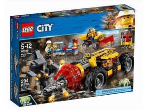 LEGO CITY  - MINIERA: TRIVELLA PESANTE DA MINIERA
