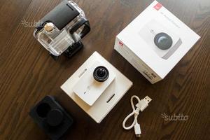 YI Action Camera 4k, Cover Silicone, Custodia Sub