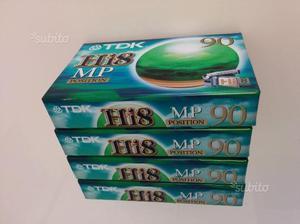 Cassette video 8 mm HI8