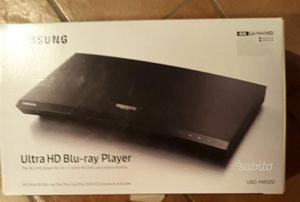 Lettore Samsung ultraHd blu ray