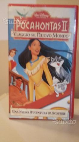 Video cassette Disney