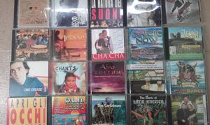 cd di vari generi