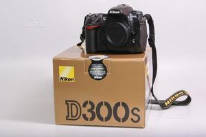 Fotocamera digitale reflex nikon d300s. nital. gar