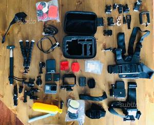 GoPro Hero 5 Black 4K Full Optional