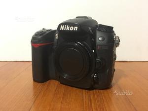 Nikon d come nuova