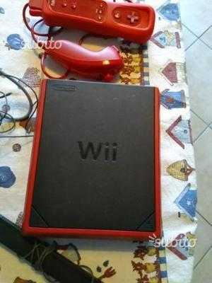 Nintendo wii mini rossa