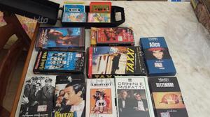 24 Cassette video film W Allen e altri