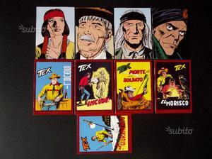 Card - Tex L' Eroe del West - Lotto