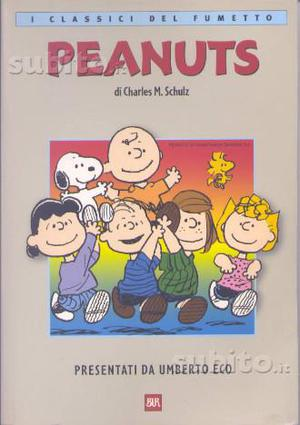 Charles M. Schulz - Peanuts presentati da Eco Umbe