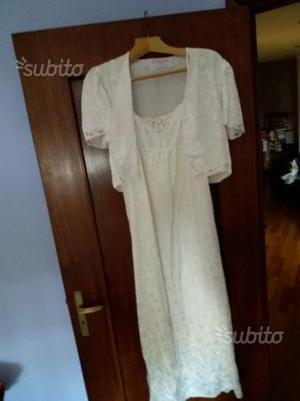 Coordinato vestaglia camicia da notte in seta