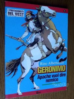 I Protagonisti del West - N.1 - Geronimo
