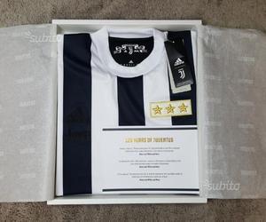 Juventus maglia 120 anni anniversario