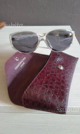 Occhiali sole donna vintage FLORENCE design PITTI