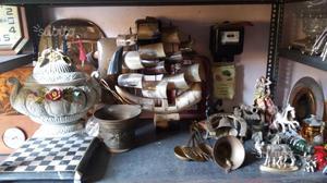 Vari oggetti vintage