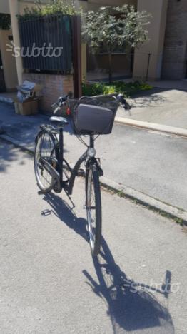 Bici Btwin, city bike,